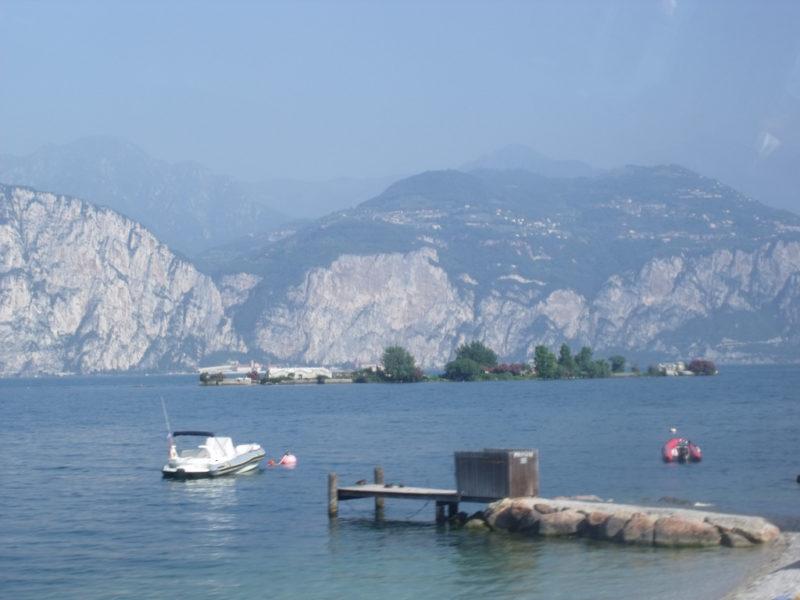 Brenzone lago