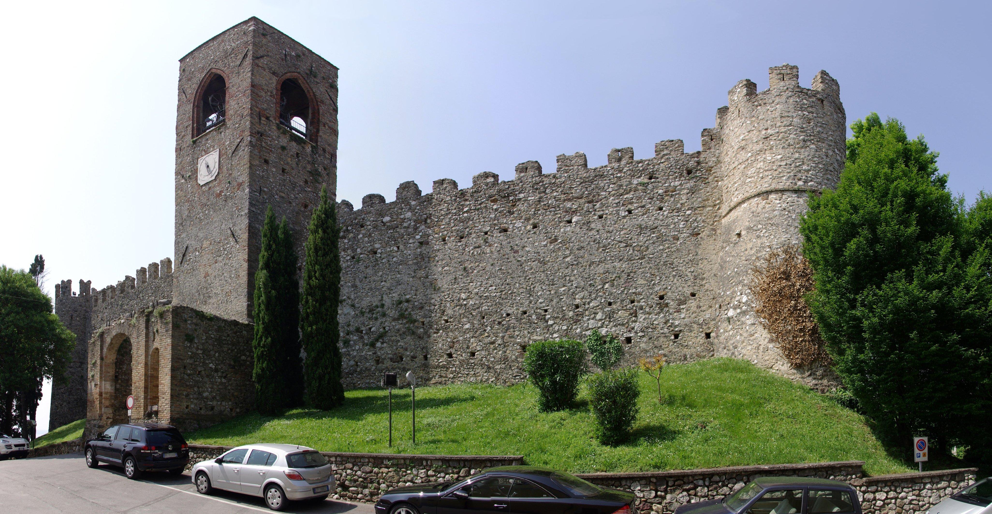 hotspots in Moniga del Garda