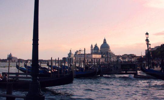 Fotoverhaal Venetië