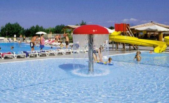 3x campings met een groot zwembad