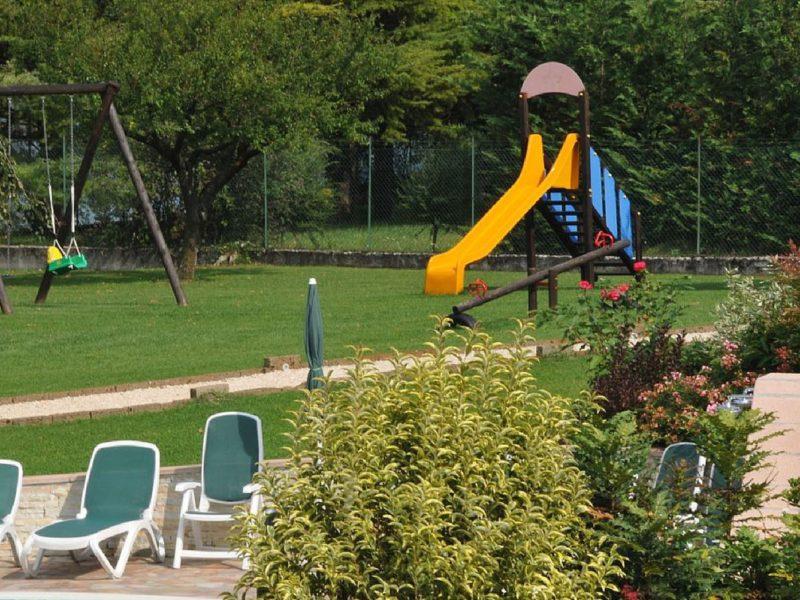 Residence Vico speeltuin