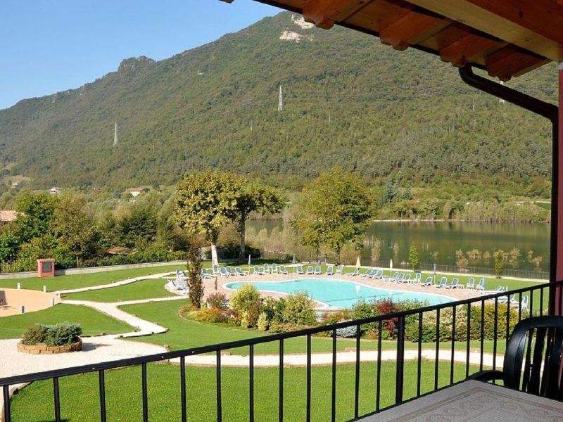 Residence Vico uitzicht op meer