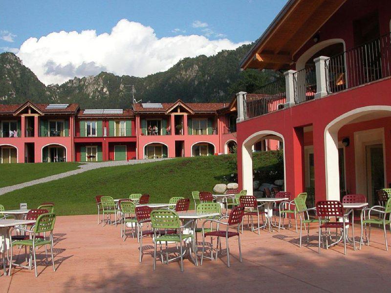 Residence Vico vakantiewoning