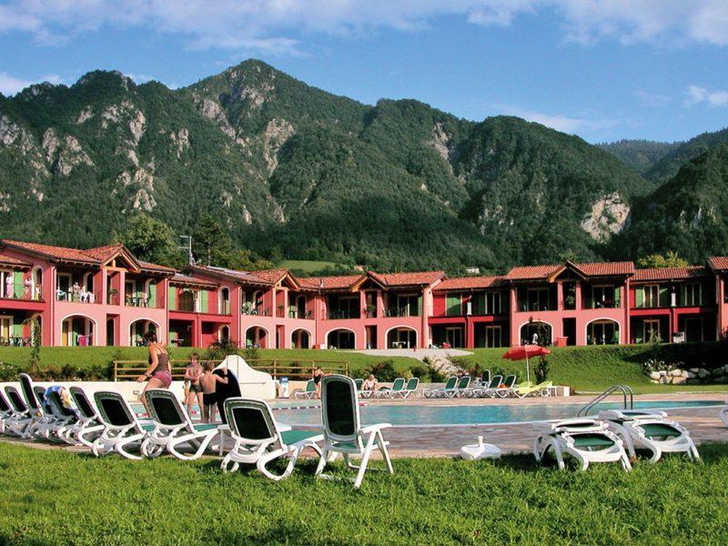 Residence Vico vakantiewoningen
