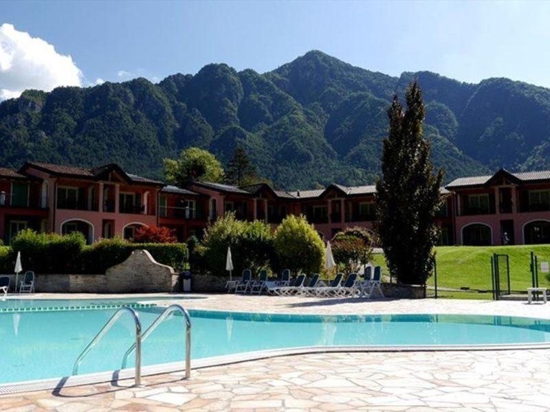 Residence Vico zwembad