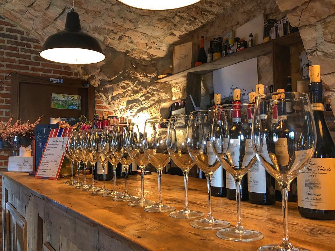 Dag over Riva - wijnproeverij