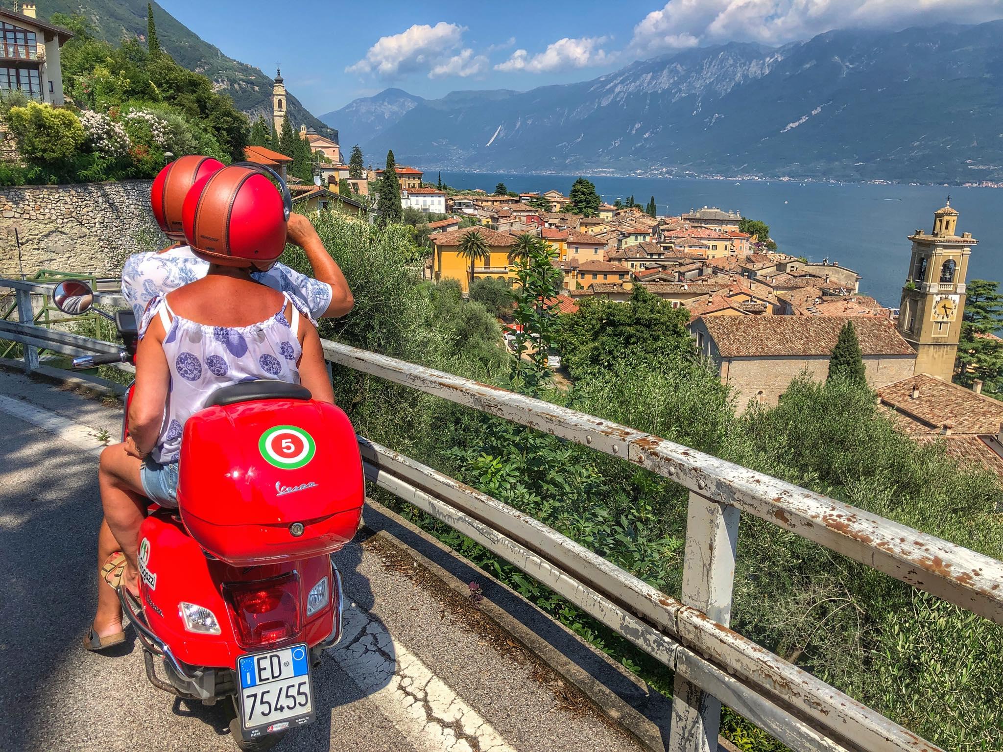 Dag over Riva