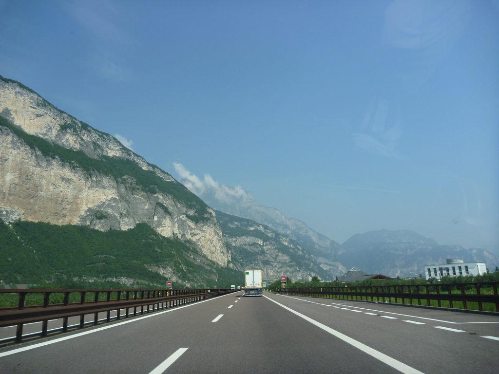 Autostrada Verona - tips voor de Italiaanse wegen