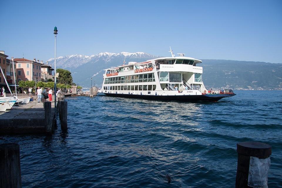 Offline genieten, varen op het Gardameer