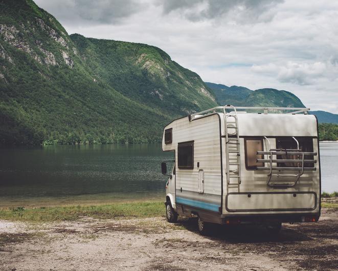 Gardameer camper