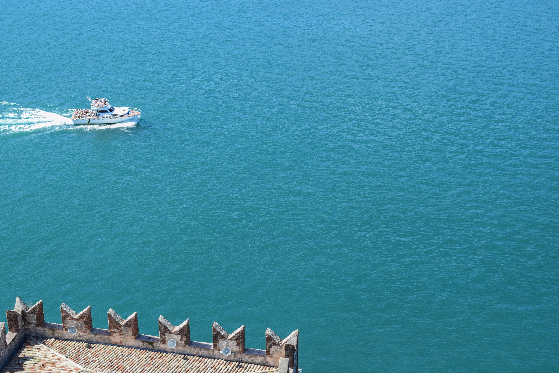 Met de boot op vakantie