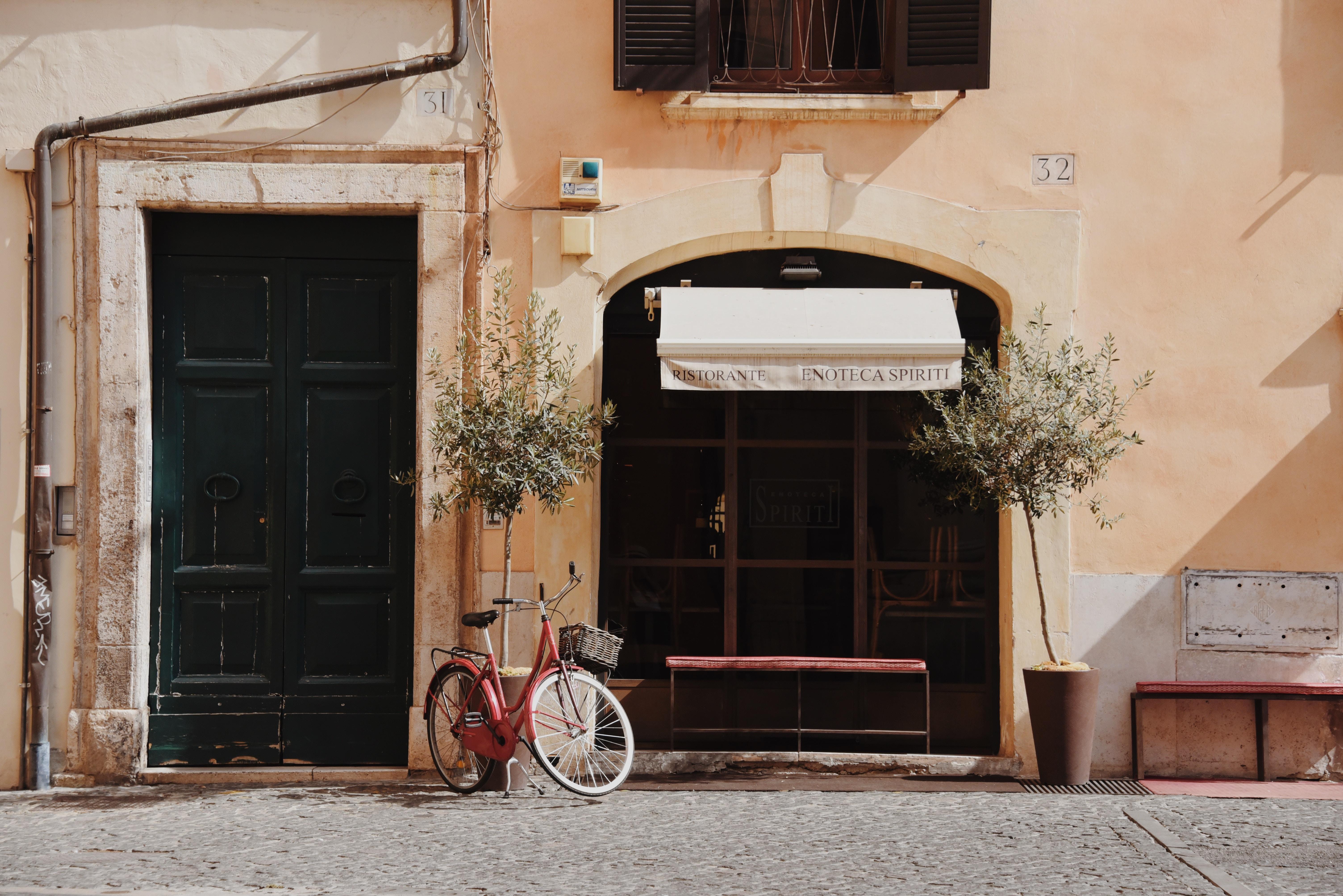 Fietsen Italië - zwevende fietspad Gardameer