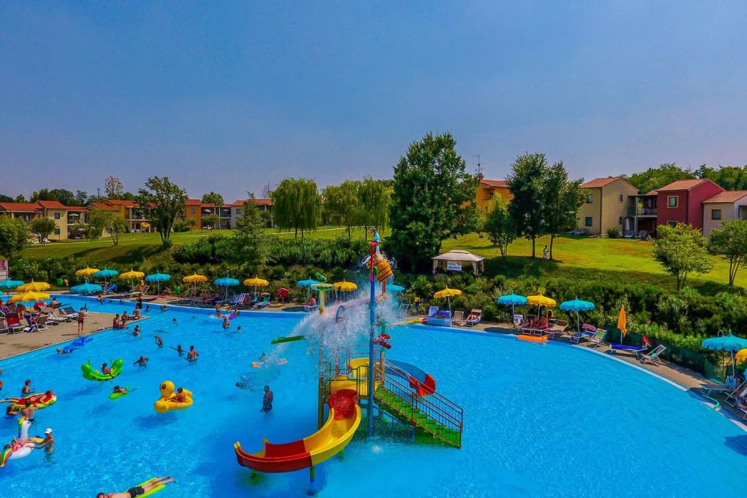 Kindvriendelijke campings - Belvedere Village - Gardameer
