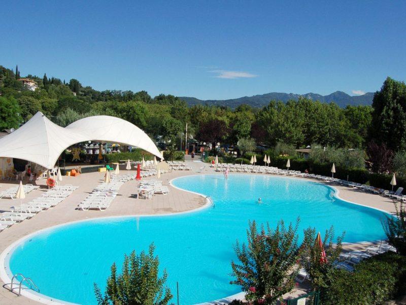 Kindvriendelijke campings - Europa Silvella - Gardameer
