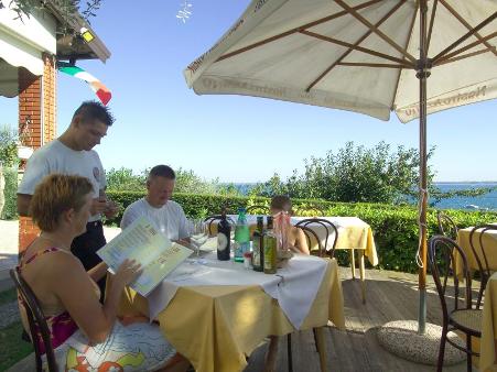 Een eigen restaurant aan het Gardameer