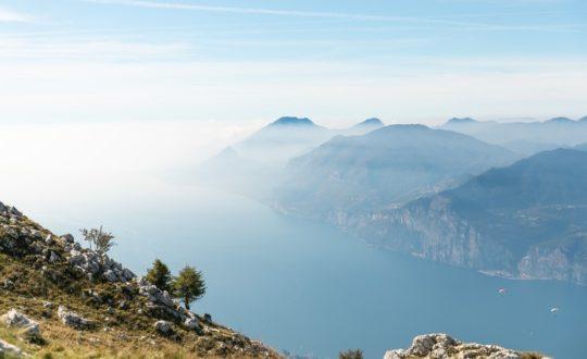 Ontdek de 5 mooiste plaatsen aan de noordkant van het Gardameer